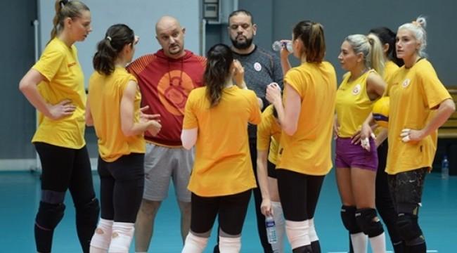 Galatasaray hazırlık karşılaşmasında galip