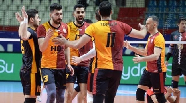 Galatasaray HDI Sigorta 3-2 Spor Toto
