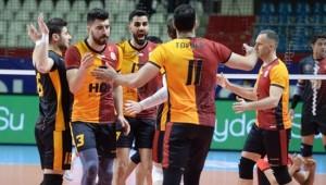 Galatasaray, Arkas'ı devirdi sezonu 3'cü bitirdi