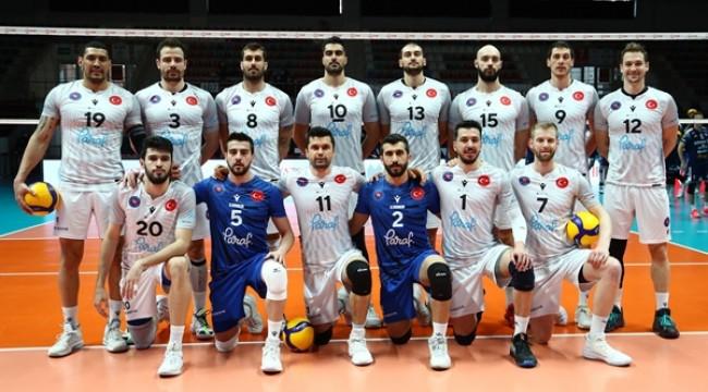 Halkbank, Powervolley Milano'ya 3-1 Mağlup Oldu