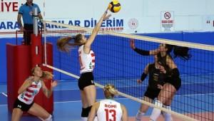 Kadınlar 1. Ligi'nde 16. Hafta Başladı