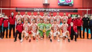 Ziraat Bankkart, VK Liv Praha'ya 3-0 Mağlup Oldu!