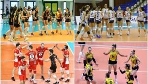 4 Temsilcimiz, Avrupa Kupaları'nda Sahada