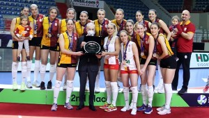 Galatasaray HDI Sigorta, CEV Kupası İkincisi