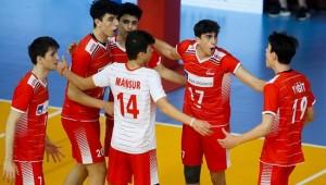 U17 Erkek Milliler, Romanya'yı 3-0 Mağlup Etti