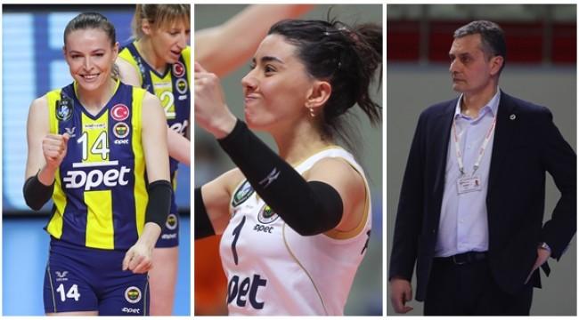 Fenerbahçe'de galibiyet sonrası açıklamalar