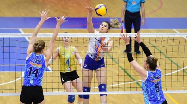 Kadınlar 1. Ligi'nde Normal Sezon Sona Erdi