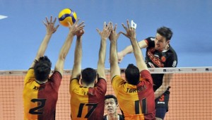Play-off'ta İlk Finalist Ziraat Bankkart Oldu