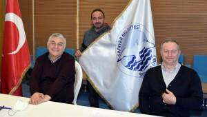 Sarıyer Belediyespor Gökhan Çokşen'le Devam Dedi