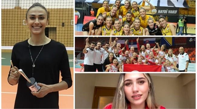 'Türk Voleybolu' 3 Dalda Ödüle Layık Görüldü