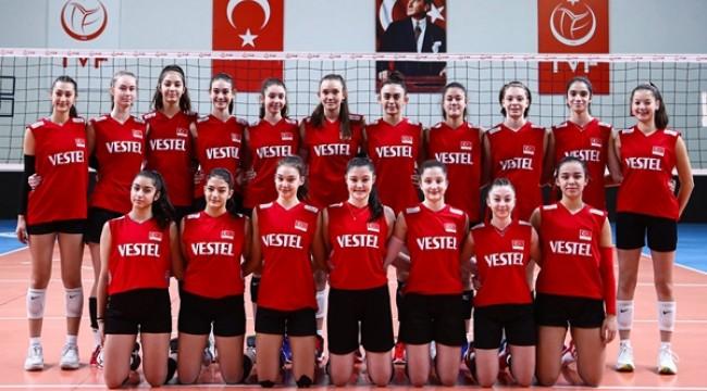 U16 Milliler Avrupa Şampiyonası'nda Mücadele Edecek