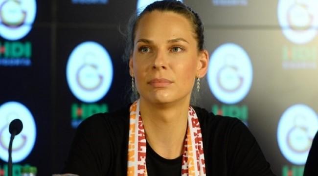 Alesia Rykhliuk Aksaray'da