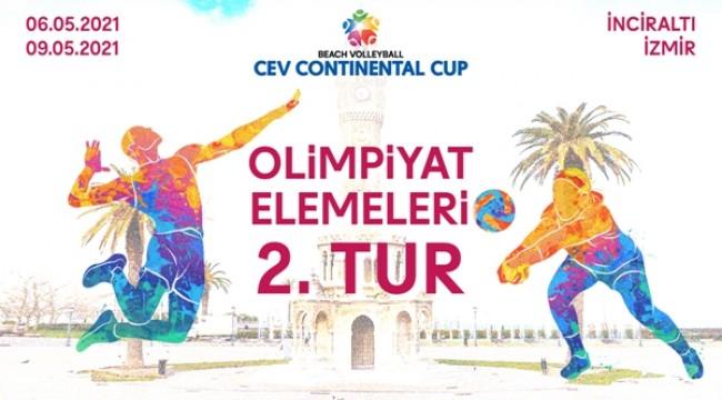 Continental Cup 2. Turu'nda Heyecan Başlıyor