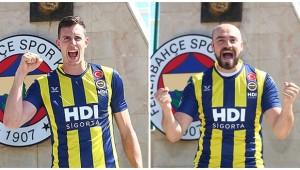 Fenerbahçe'de 2 Oyuncuyla Yol Ayrımı