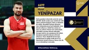 Murat Yenipazar: 'En iyi mücadelemizi vereceğiz'