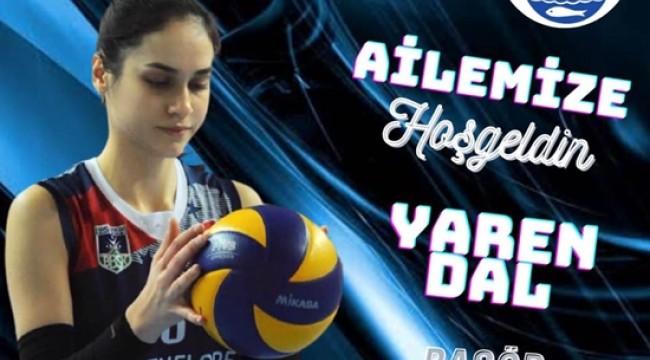 Yaren DAL, Çanakkale Belediyespor'da