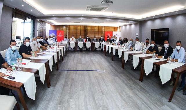 Efeler Ligi Değerlendirme Toplantısı Yapıldı