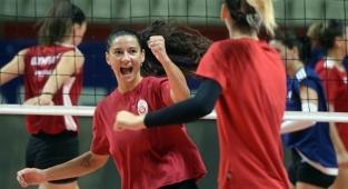 Galatasaray HDI Sigorta 4-0 Olympiakos