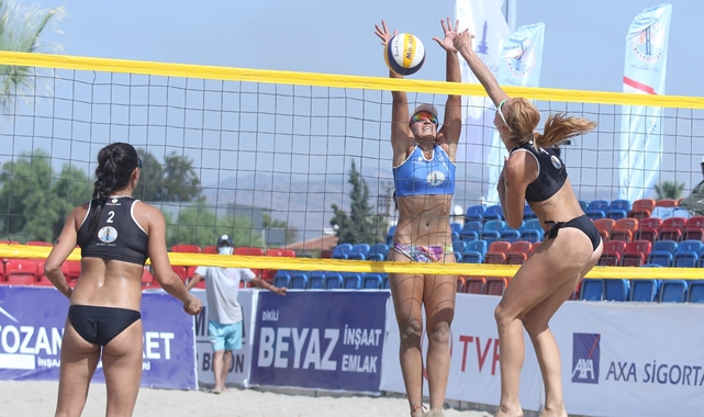 TVF Pro Beach Tour Dikili Etabı Başladı