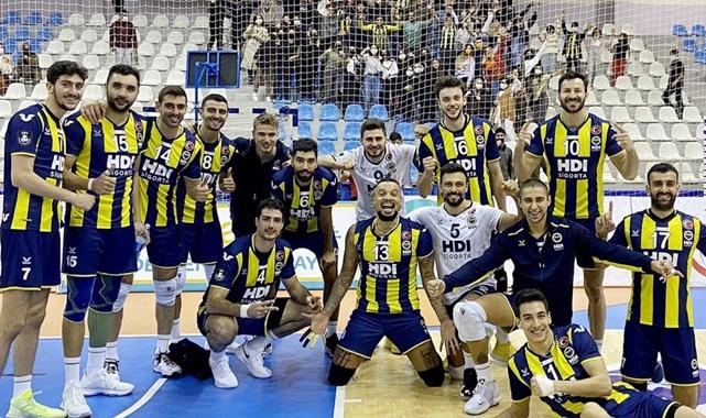 Fenerbahçe, Tokat'tan mutlu döndü