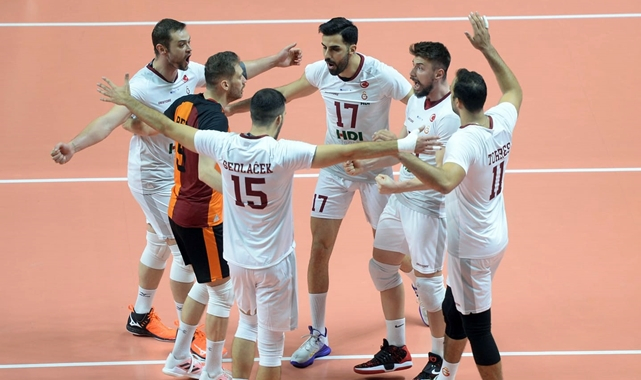 Galatasaray HDI Sigorta 3-1 Yeni Kızıltepe Spor
