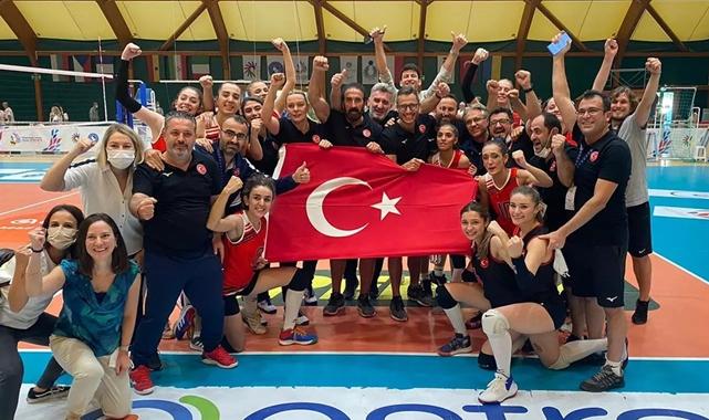 İşitme Engelli Milli Takımımız Dünya Şampiyonu