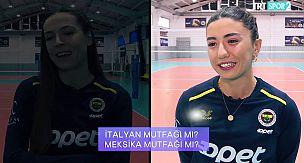 Fenerbahçe Opet in yıldızlarından samimi cevaplar